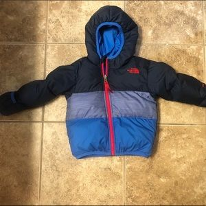 Toddler boys North Face